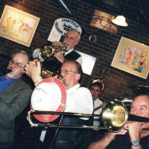 Hans Zelewski und seine Storyville Jazzband